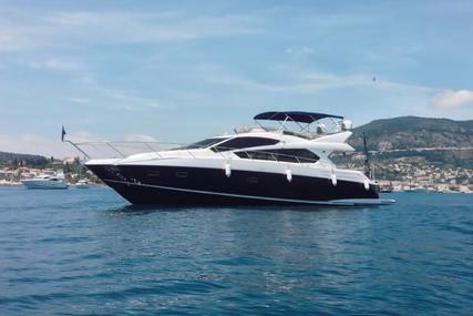 Sunseeker Manhattan 63 for sale in France for €990,000 (£904,118)