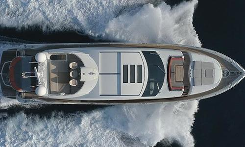 Image of Sunseeker Predator 84 for sale in France for €1,695,000 (£1,547,959) Antibes, 06, France