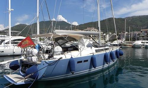 Image of Hanse 545 for sale in Montenegro for €349,000 (£300,458) Porto , Montenegro