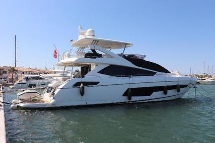 Sunseeker 75 Yacht for sale in Spain for €2,125,000 (£1,835,837)