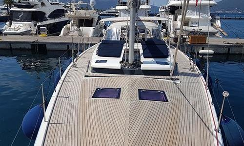 Image of Hanse 545 for sale in Montenegro for €349,000 (£303,233) Porto , Montenegro