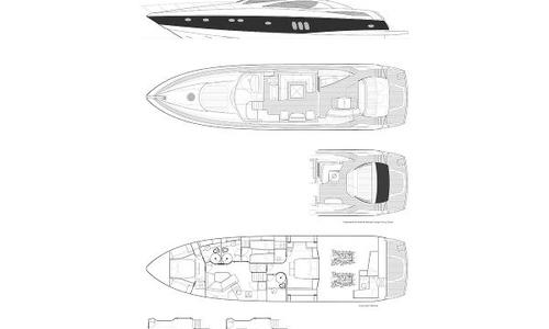 Image of Sunseeker Predator 72 for sale in Italy for €595,000 (£517,585) La Spezia, Italy