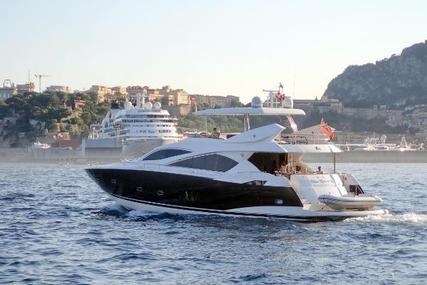 Sunseeker 82 Yacht for sale in France for €1,300,000 (£1,129,521)
