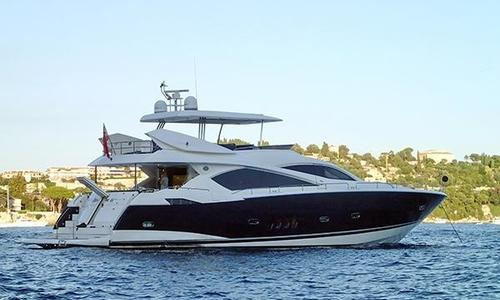Image of Sunseeker 82 Yacht for sale in France for €1,300,000 (£1,120,101) France