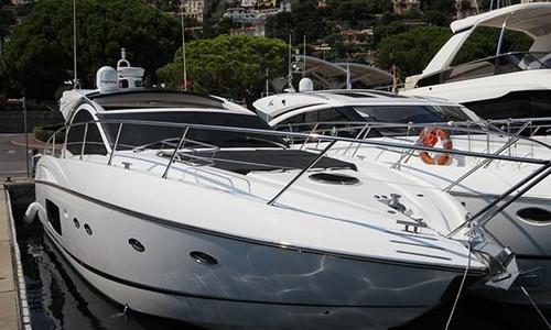 Image of Sunseeker Portofino 48 for sale in France for €425,000 (£366,045) France
