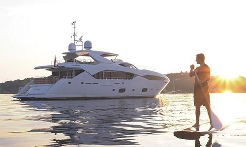 Image of Sunseeker 115 Sport Yacht for sale in France for €6,250,000 (£5,436,816) MONACO, 06, France