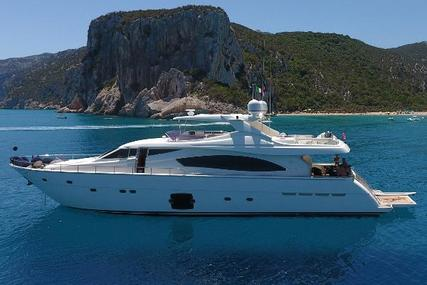 Ferretti 881 for sale in Italy for €1,900,000 (£1,649,535)