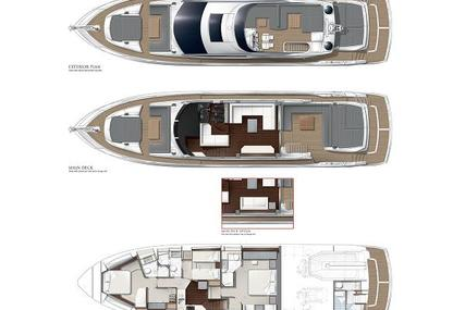 Sunseeker 74 Sport Yacht for sale in France for €2,500,000 (£2,162,031)