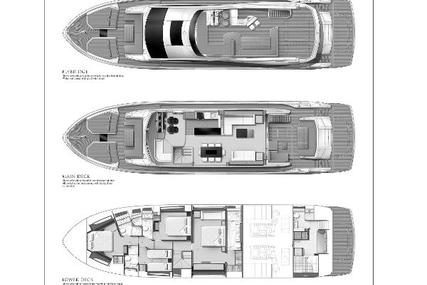 Sunseeker 76 Yacht for sale in Greece for £2,800,000