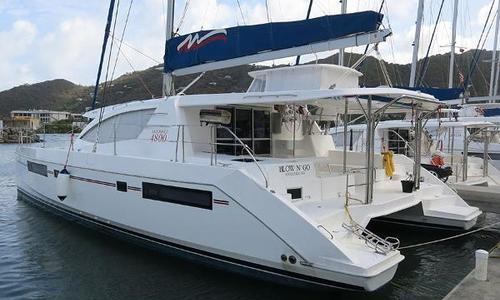 Image of Leopard 48 for sale in British Virgin Islands for $439,000 (£315,179) Tortola, British Virgin Islands