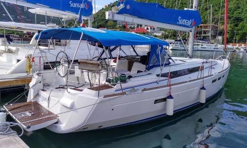 Image of Jeanneau Sun Odyssey 509 for sale in British Virgin Islands for $179,000 (£129,732) Road Town, British Virgin Islands