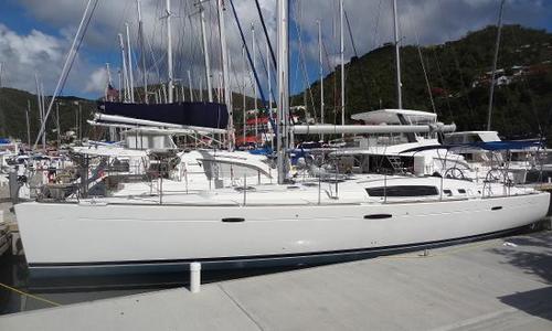 Image of Beneteau Oceanis 54 for sale in British Virgin Islands for $215,000 (£156,172) Tortola, British Virgin Islands
