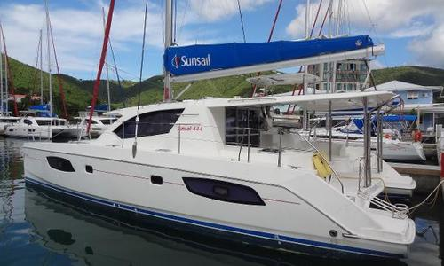 Image of Leopard 44 for sale in British Virgin Islands for $349,000 (£251,213) Tortola, British Virgin Islands