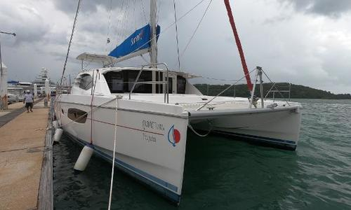 Image of Leopard 44 for sale in Thailand for €299,000 (£257,273) Ao Po Grand Marina, Phuket, Thailand