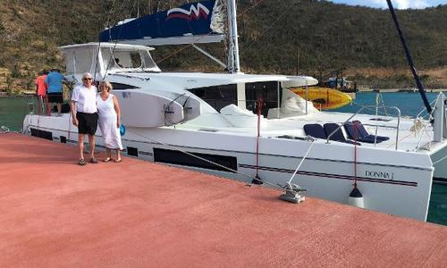 Image of Leopard 48 Crewed Version for sale in British Virgin Islands for $400,000 (£286,236) Road Town, British Virgin Islands