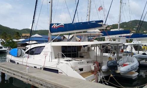 Image of Leopard 48 Crewed Version for sale in British Virgin Islands for $400,000 Road Town, British Virgin Islands