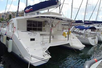 Leopard 48 for sale in Greece for €399,000 (£345,595)