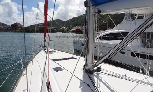 Image of Jeanneau Sun Odyssey 519 for sale in Saint Lucia for $209,000 (£151,382) Rodney Bay, Saint Lucia