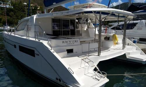 Image of Leopard 48 for sale in British Virgin Islands for $429,000 (£307,357) Road Town, British Virgin Islands