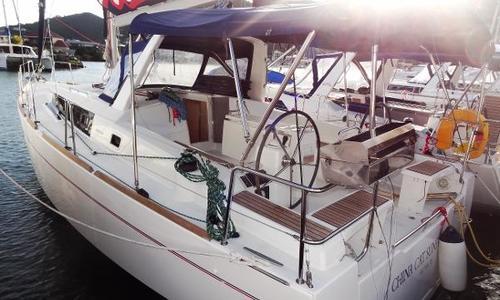 Image of Beneteau Oceanis 38 for sale in British Virgin Islands for $139,000 (£100,967) Tortola, British Virgin Islands