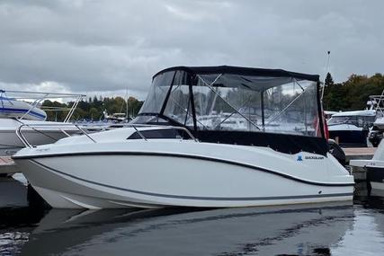 Quicksilver 555 CABIN for sale in United Kingdom for £28,995