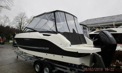 Image of Quicksilver 755 BOWRIDER ACTIV for sale in United Kingdom for £49,995 Alexandria, United Kingdom
