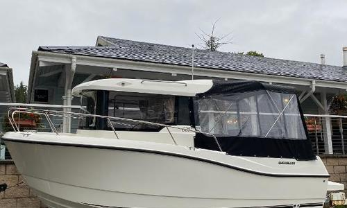 Image of Quicksilver 605 Pilothouse for sale in United Kingdom for £31,995 Balloch, United Kingdom