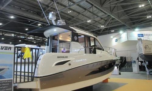 Image of Quicksilver 855 Centenary for sale in United Kingdom for £124,995 Alexandria, United Kingdom