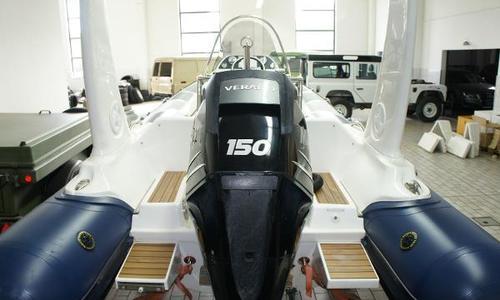 Image of Valiant V 620 Cruiser Rib for sale in Germany for €22,900 (£19,723) Stralsund, Germany