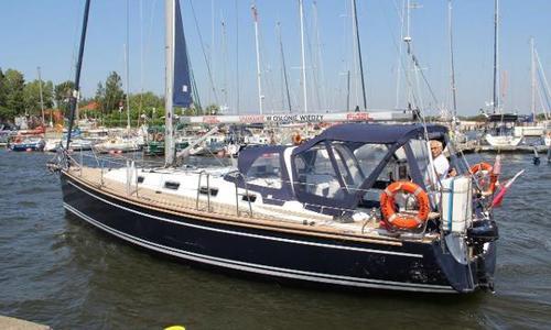 Image of Algro judel vrolijk 39 as Dehler for sale in Poland for €149,000 (£128,340) Gdańsk, Poland