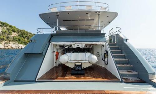 Image of Moonen 30m Matica BIJOUX II Explorer for sale in Italy for €7,490,000 (£6,451,002) Mediterranean, Italy