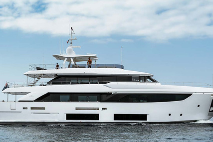 Ferretti Custom Line 33 for sale in France for €9,450,000 (£8,417,583)