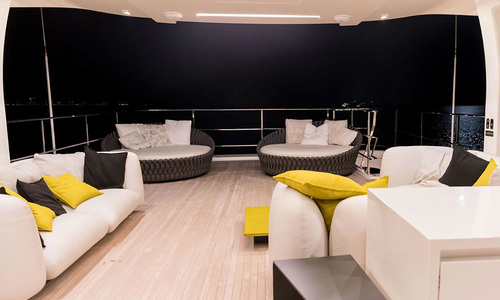 Image of Ferretti Custom Line 33 for sale in France for €9,450,000 (£8,169,511) Mediterranean southern , France