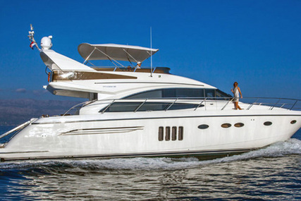 Princess 62 for sale in Croatia for €610,000 (£529,560)