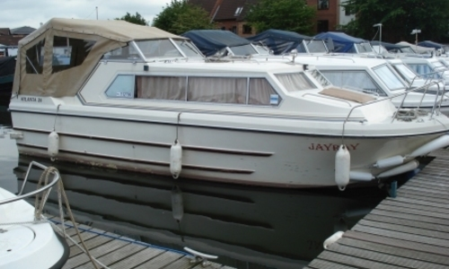 Image of Viking River/canal Cruiser for sale in United Kingdom for P.O.A. East Midlands, United Kingdom