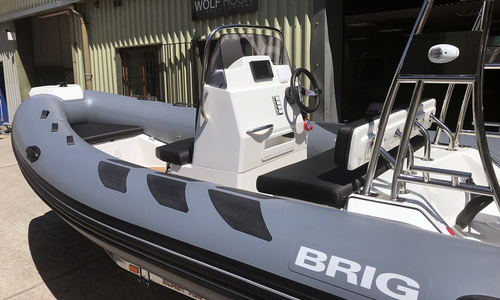 Image of Brig Navigator 485 - NEW 2021 - ORCA Hypalon for sale in United Kingdom for £25,495 South West, United Kingdom