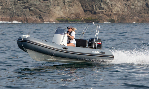 Image of Brig <![CDATA[Falcon Rider 420L \\\\\\\\\\\\\\\'Salcombe Edition\\\\\\\\\\\\\\\' - NEW 2021 -]]> for sale in United Kingdom for £16,995 South West, United Kingdom