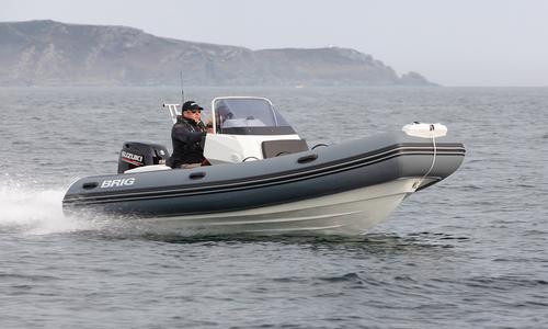 Image of Brig Eagle 5 - NEW 2021 - ORCA Hypalon Fabric Impression for sale in United Kingdom for £29,995 South West, United Kingdom
