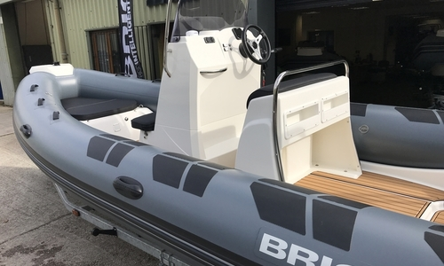 Image of Brig Falcon 570L - NEW 2021 - ORCA Hypalon for sale in United Kingdom for £24,699 South West, United Kingdom