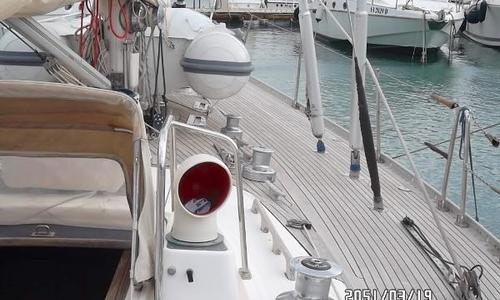 Image of Nautor's Swan 47 for sale in Italy for €160,000 (£137,728) Marina di Carrera, Italy
