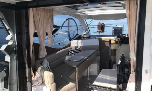 Image of Galeon 310 HTC for sale in Lithuania for €140,000 (£119,480) Klaipėda, Lithuania