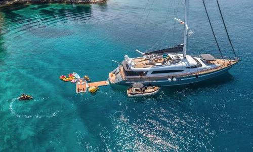 Image of CMB Yachts 114 for sale in Croatia for €2,650,000 (£2,300,547) Trogir, Croatia