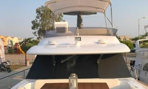 Image of Azimut Yachts Magellano 53 for sale in Greece for €785,000 (£698,529) Halkidiki, Greece