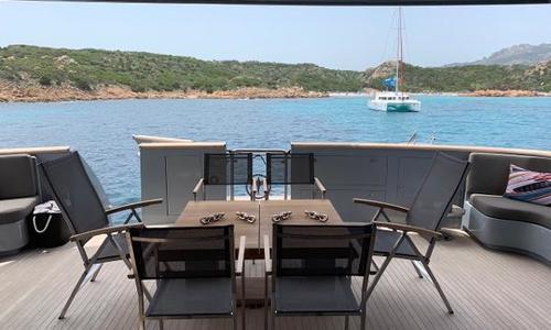 Image of Baglietto 35M for sale in Turkey for €3,600,000 (£3,095,310) Didim, Turkey