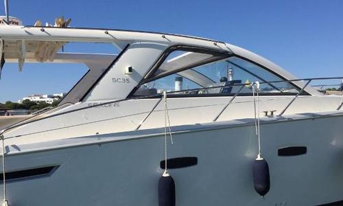 Image of Sealine SC35 for sale in Spain for €218,000 (£194,183) El Rompido, Spain