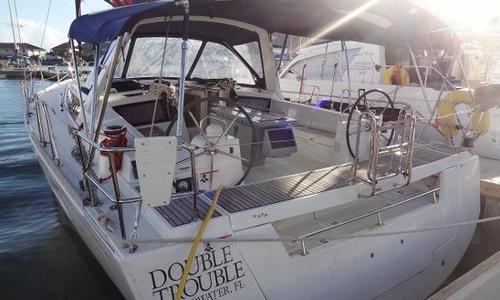 Image of Beneteau Oceanis 48 for sale in British Virgin Islands for $289,000 (£207,509) Tortola, British Virgin Islands