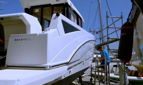 Image of Beneteau Barracuda 8 for sale in Spain for €54,950 (£47,430) Palma, Spain
