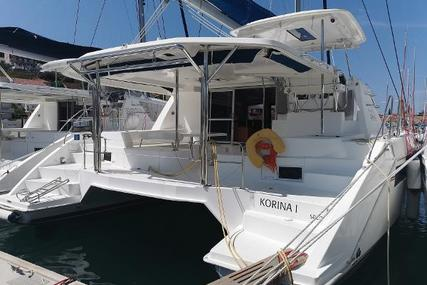 Leopard 48 for sale in Croatia for €389,000 (£346,360)