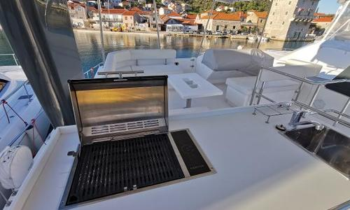 Image of Leopard 43 Powercat for sale in Croatia for €379,000 (£326,426) Marina, Croatia