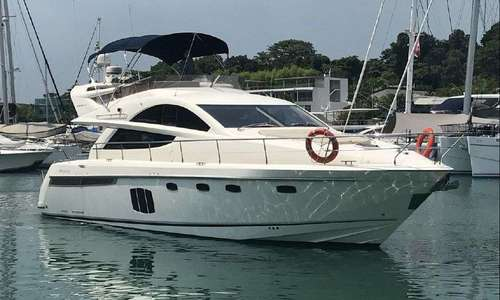 Image of Fairline Phantom 48 for sale in Spain for £349,950 Boats.co.uk, Cala d'Or, Mallorca, Spain